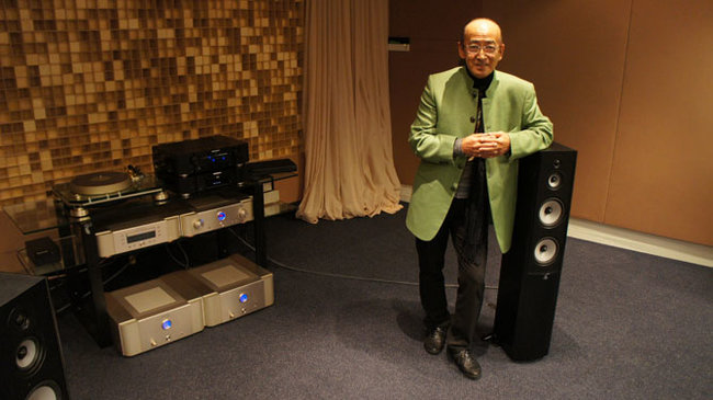 rsz boston acoustics a serie launch mit ken ishiwata