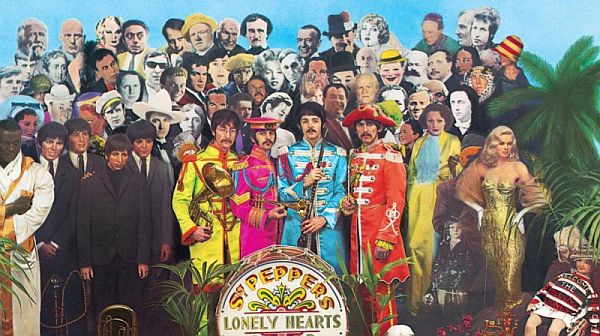 beatles sgtpepper cover front