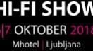 Multimedia Hifi Show 2018. Ljubljana
